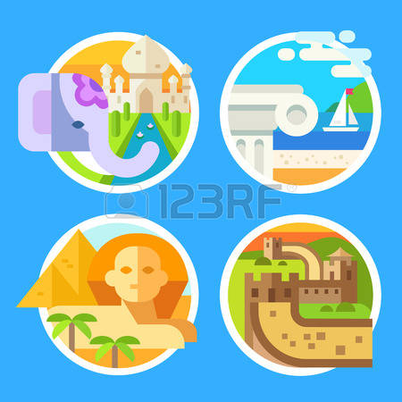 416 Great Wall Of China Stock Illustrations, Cliparts And Royalty.