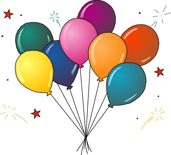 Balloon clipart party balloon, Balloon party balloon.
