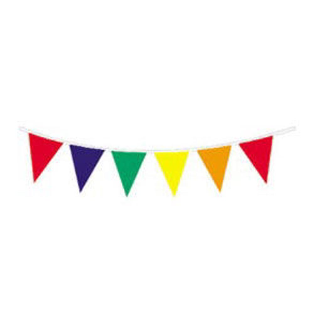 Color Banner For Party Clipart.