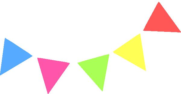 Party Banner Clip Art.