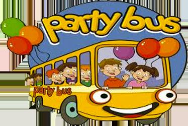 Bus clipart party bus, Bus party bus Transparent FREE for.
