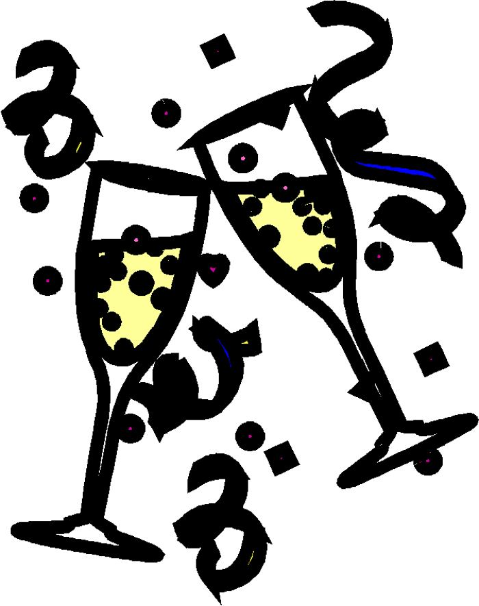 Free Celebration Clip Art Pictures.