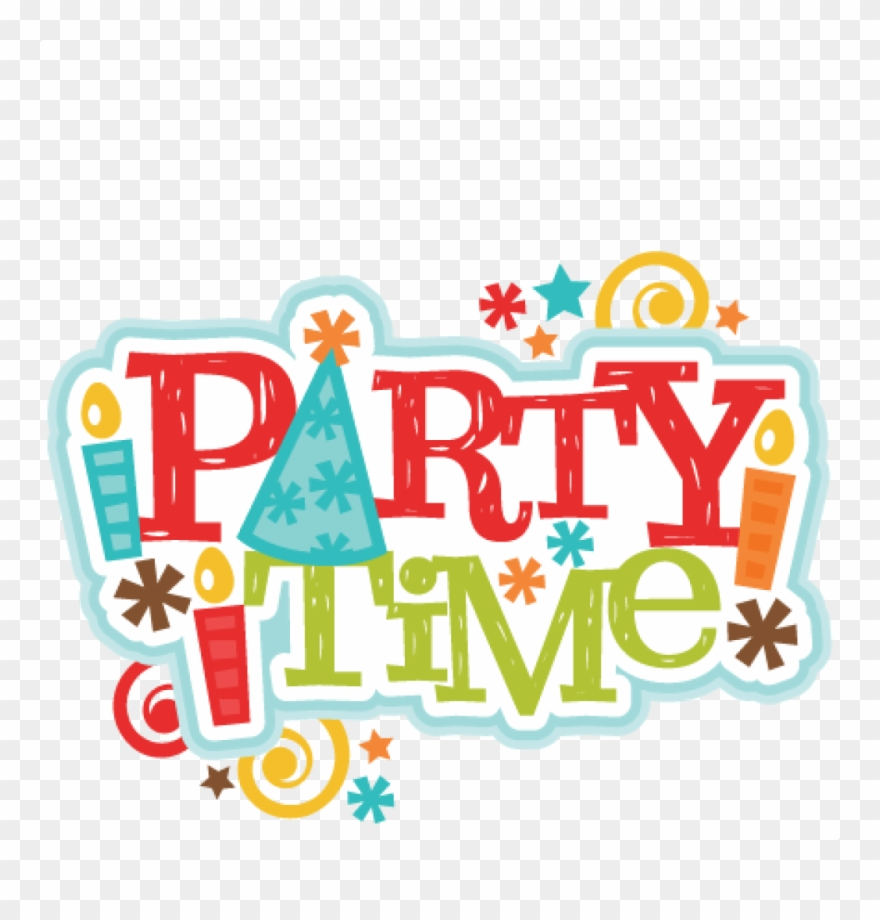 Clipart Party Time Free Clipart Download Rh Thelockinmovie.