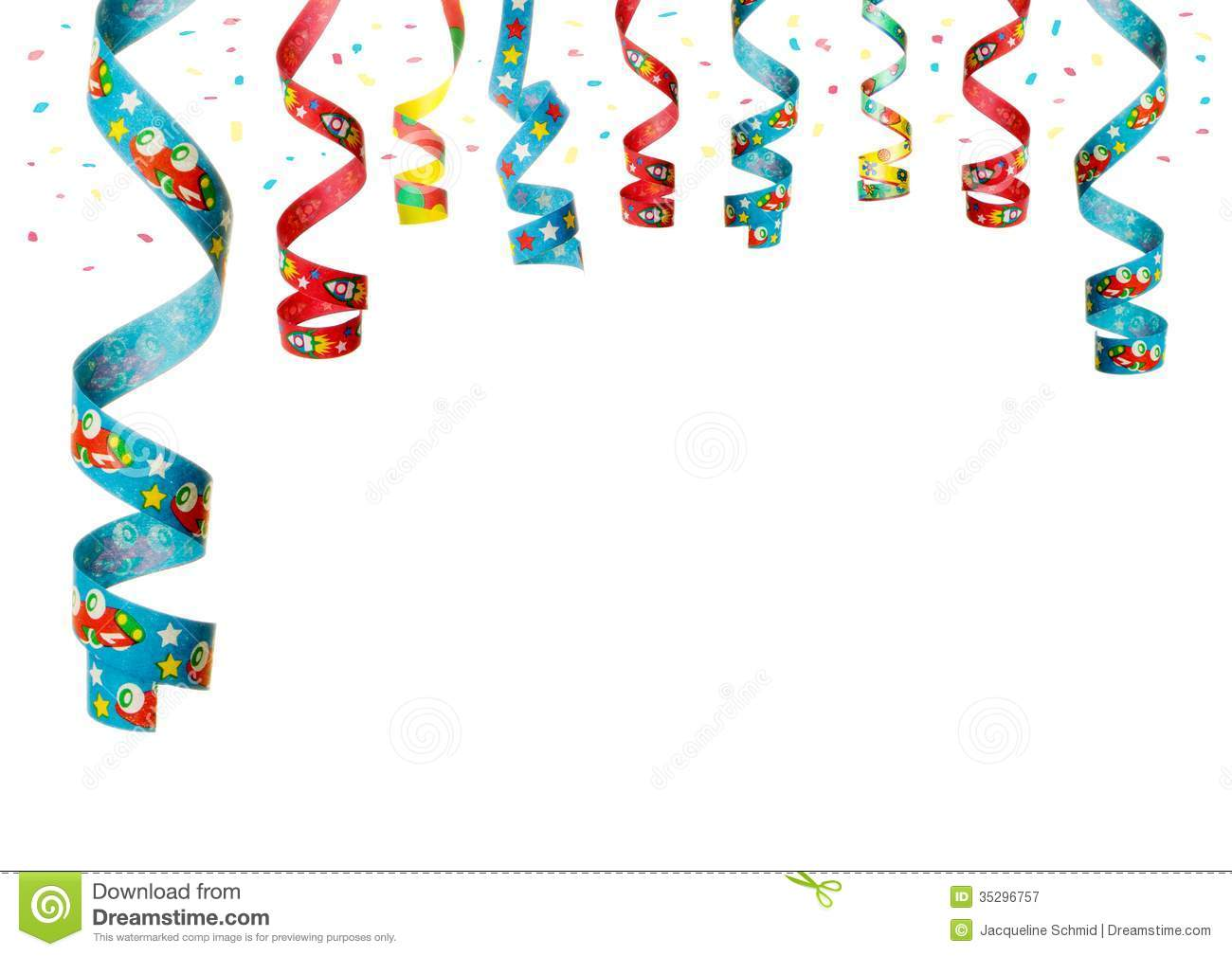 Party decoration clipart 5 » Clipart Station.