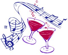 Drinks free party clipart free clipart graphics images and.