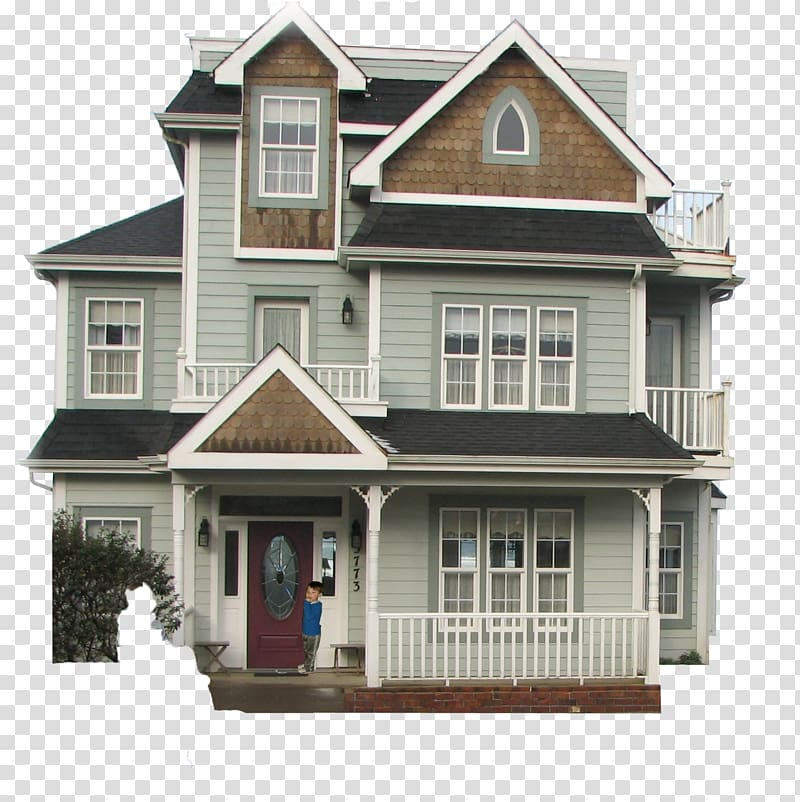 Brown and gray wooden house, White House Background check.