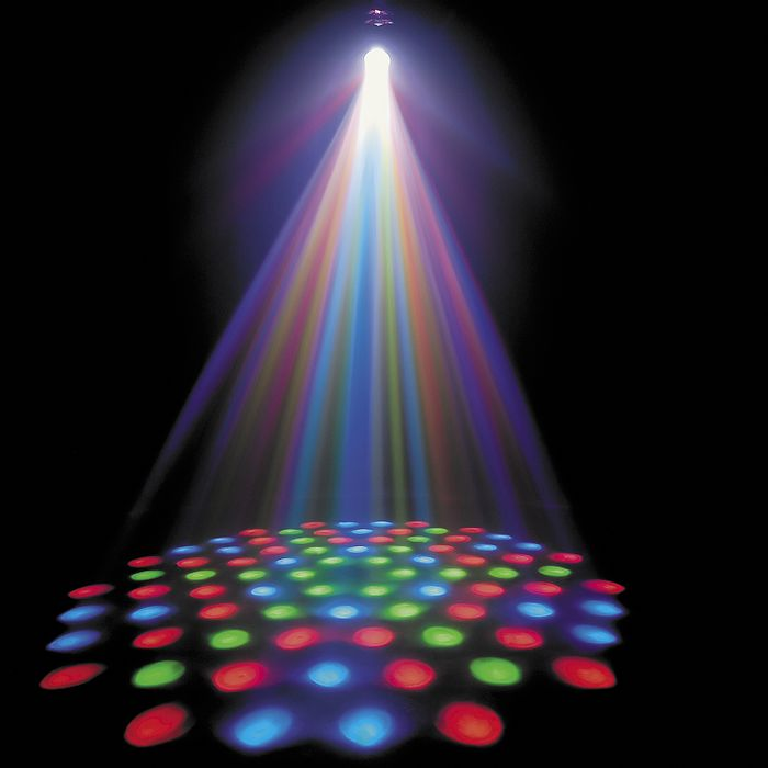 Dance party lights clipart.