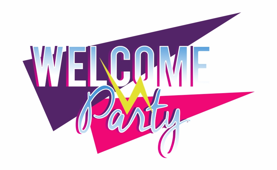 Welcome Party Logo.