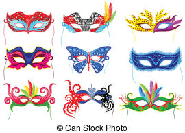 Party mask Clip Art Vector Graphics. 7,957 Party mask EPS clipart.