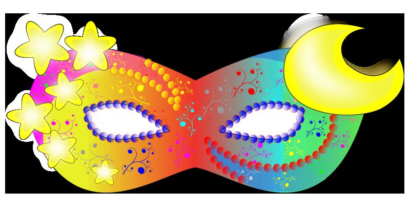 Free mask clip art.