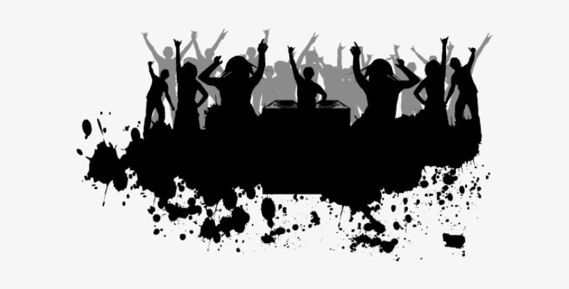Download Free png Source Dj Party Vector Png Transparent PNG.
