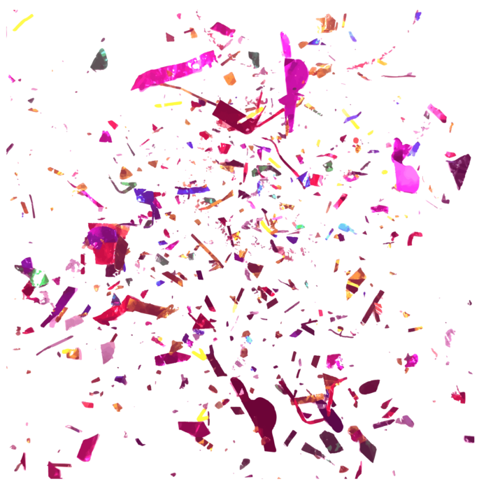 Party Popper With Confetti PNG Image Free Download searchpng.com.