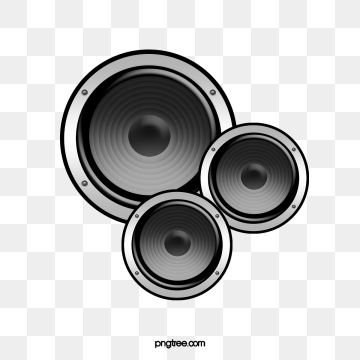 Music Speakers PNG Images.