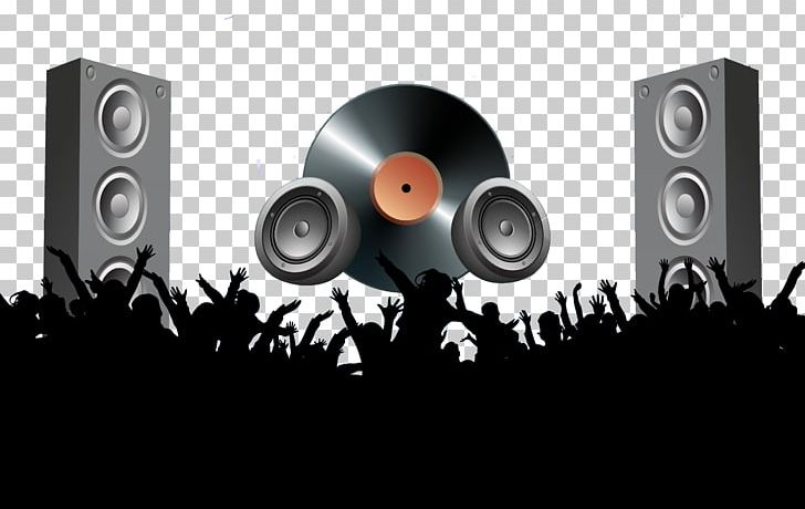 Party Nightclub Disco Poster PNG, Clipart, Audio, Audio.