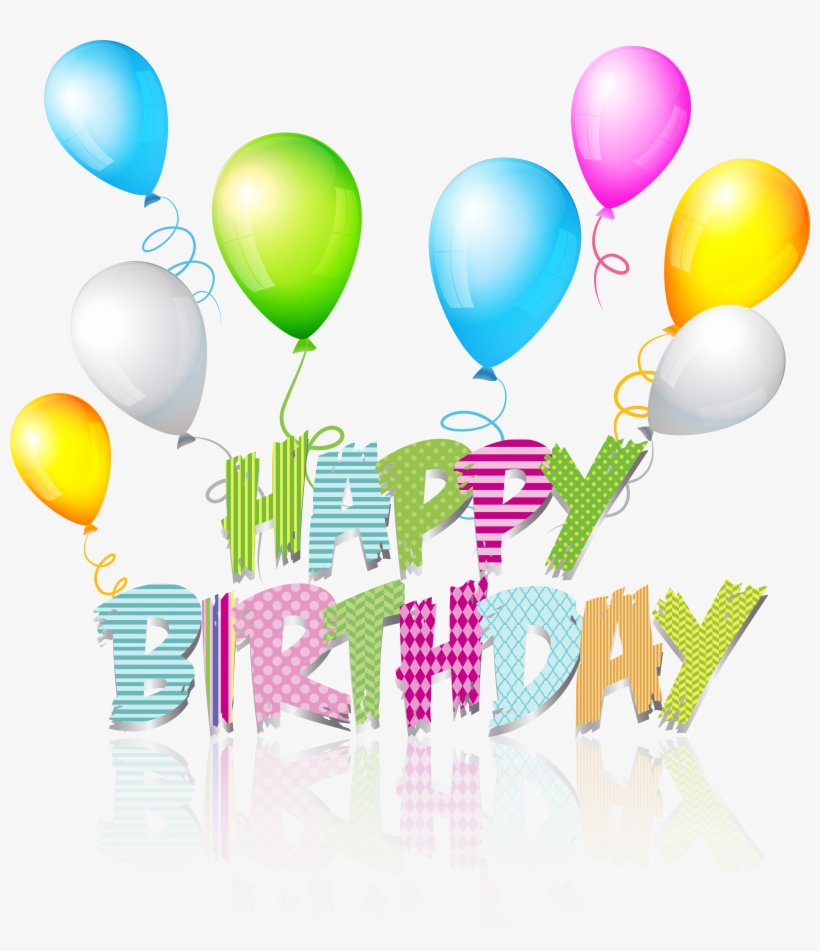 Party Coloured Text Png Clip Art Image.