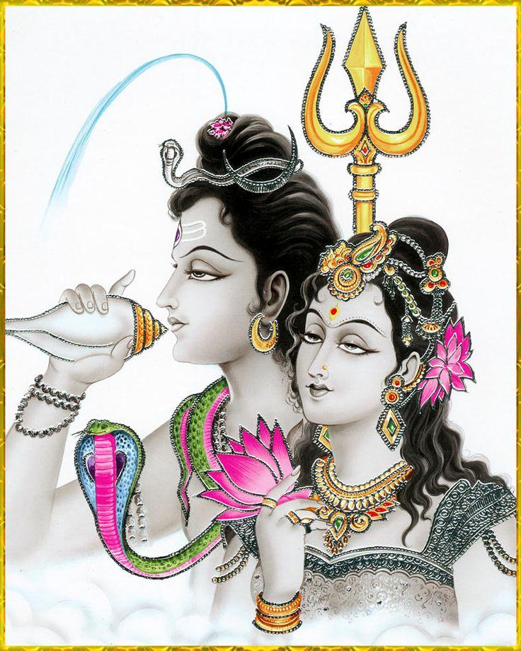 1000+ ideas about Shiva Parvati Images on Pinterest.