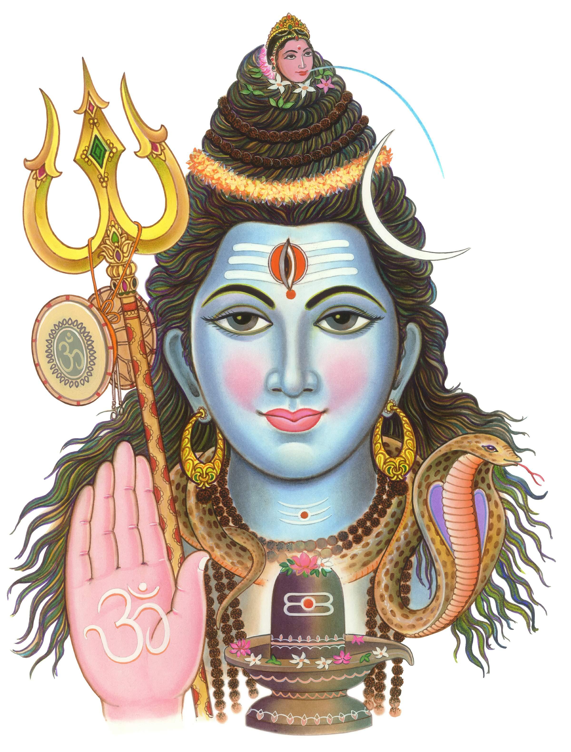 Shiva Clipart.