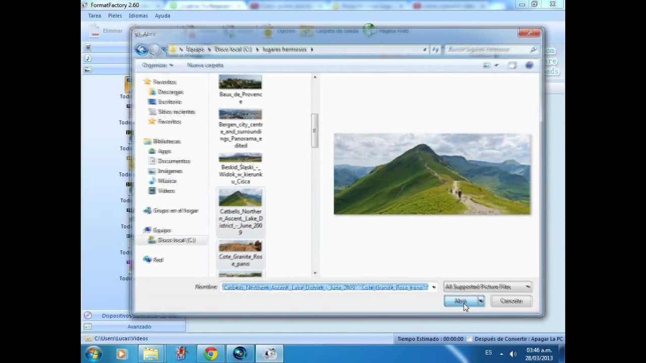 Como convertir imagenes a JPG, PNG a JPG, GIF a JPG, BMP a JPG, TIFF a JPG  ¡en 5 minutos! gratis!.