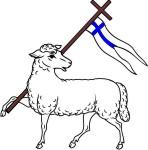 Paschal Lamb Clipart.