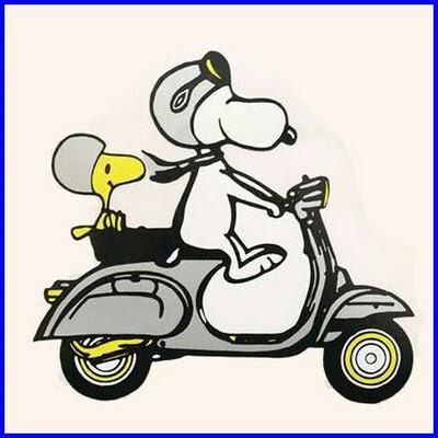Paseo en moto.