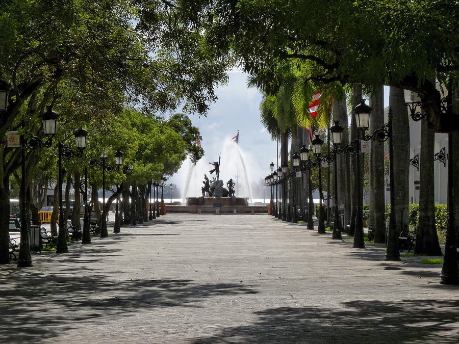 Old San Juan Apartments full of History.