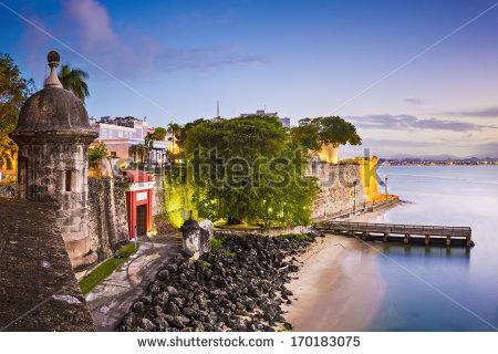 Puerto Rico Stock Photos, Royalty.