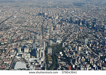 Paseo De La Reforma Stock Photos, Royalty.