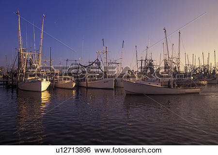 Stock Images of Pass Christian, MS, Mississippi, Gulf of Mexico.