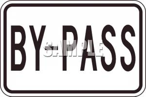 By_Pass_Road_Sign_Royalty_Free_Clipart_Picture_090623.
