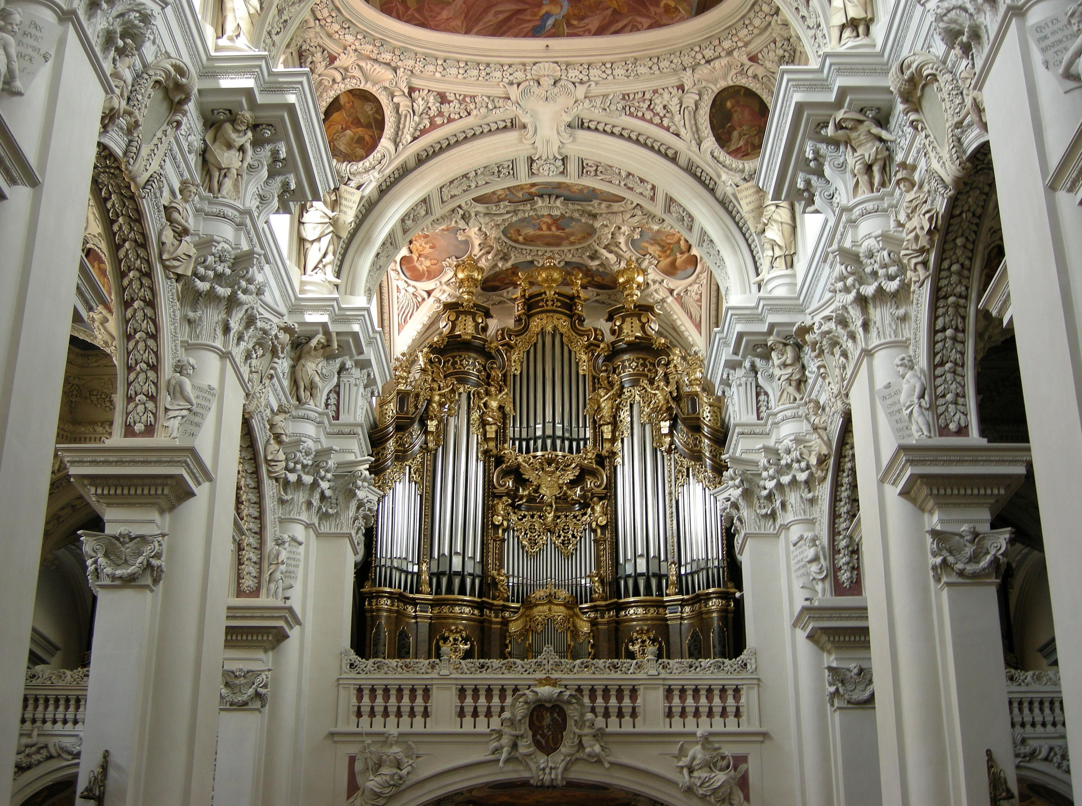 Orgeln des Domes St. Stephan (Passau).