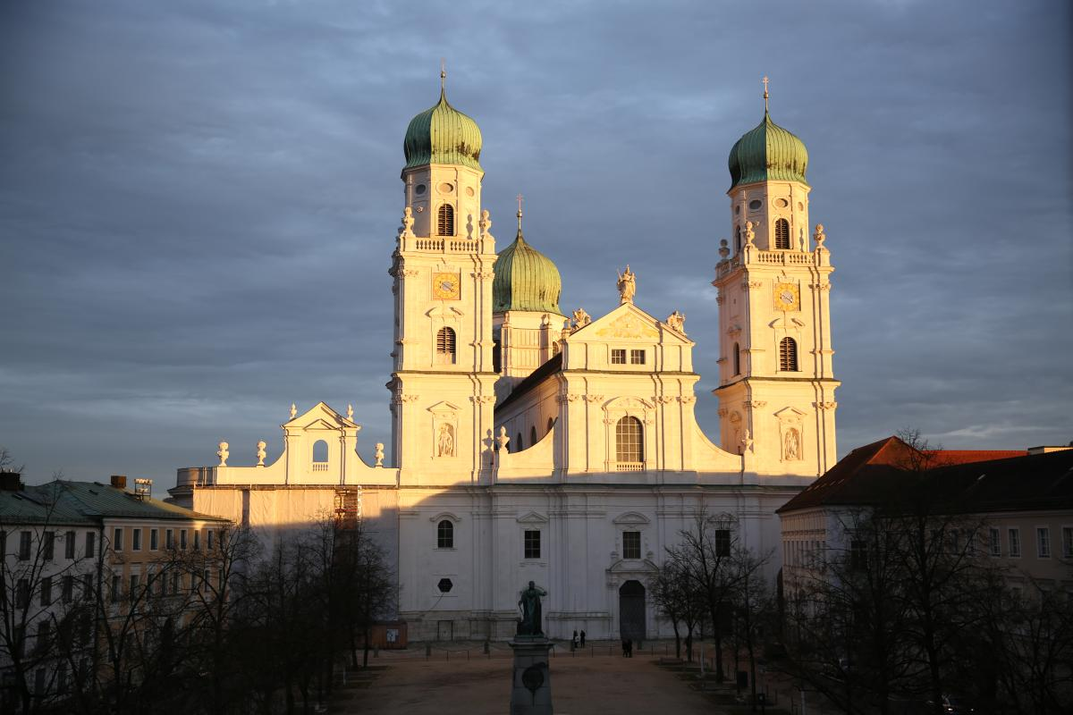 Das Bistum Passau zu Weihnachten über Grenzen hinaus.