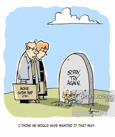 Pass Away Cartoons and Comics.