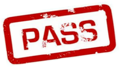 Pass Stamp PNG Transparent Images Free Download Clip Art.
