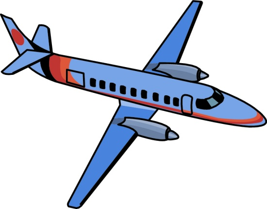 Passenger Clipart.