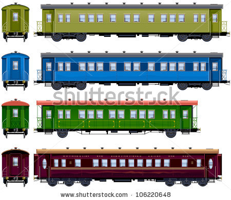 Train Carriage Stock Photos, Royalty.