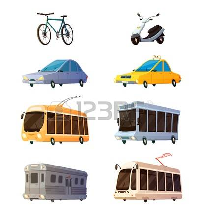 3,228 Passenger Carriage Stock Vector Illustration And Royalty.