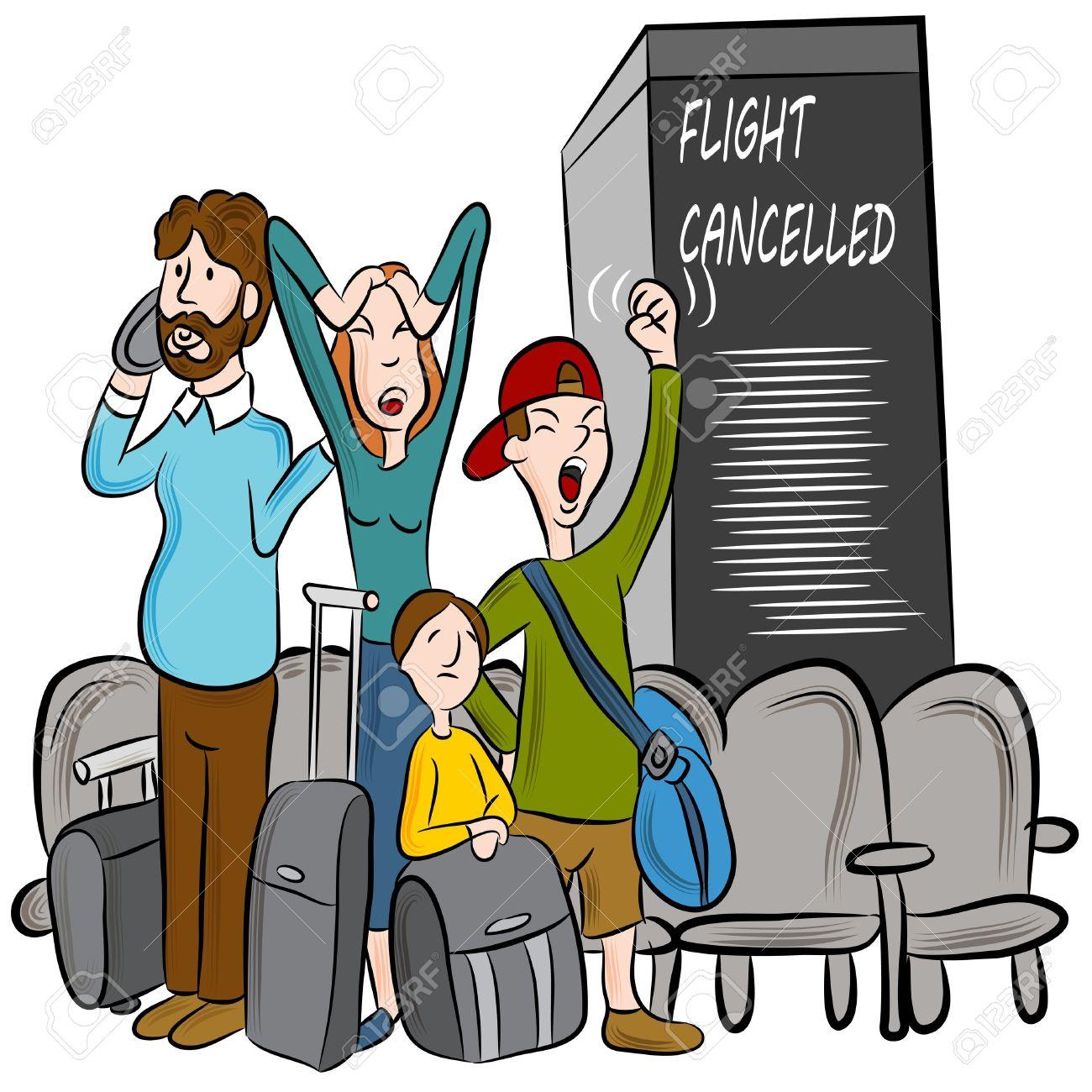 Passengers clipart.