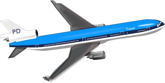 Passenger Jet Clip Art Download.