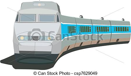 Passenger train Clipart and Stock Illustrations. 5,554 Passenger.