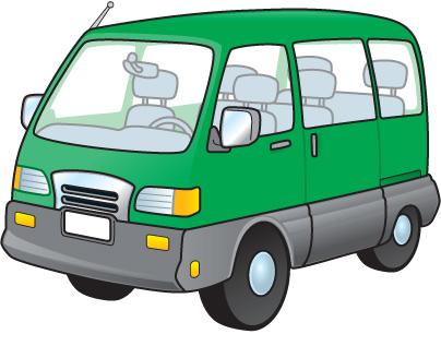 Transportation Service Clipart.