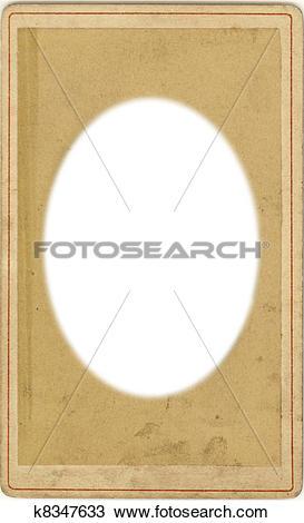 Stock Photo of antique passe.