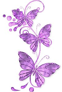 SPRING BUTTERFLY CLIP ART.