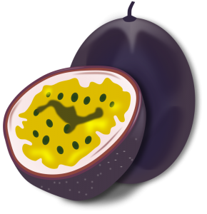 Passion Fruit Clip Art Download.