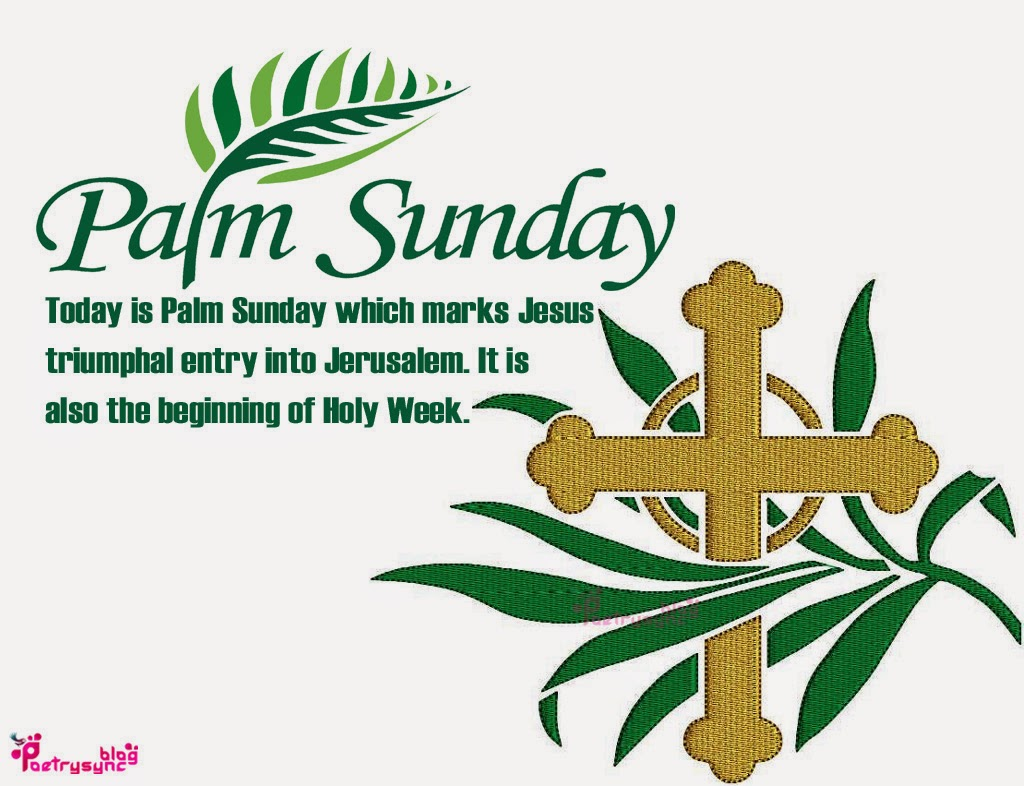 Palm sunday quotes quotesgram cliparts.