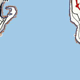 Pellaro Map.