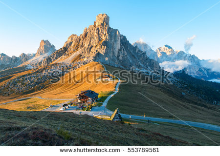 """passo Giau"" Stock Photos, Royalty."