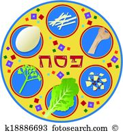 Passover Clip Art EPS Images. 849 passover clipart vector.
