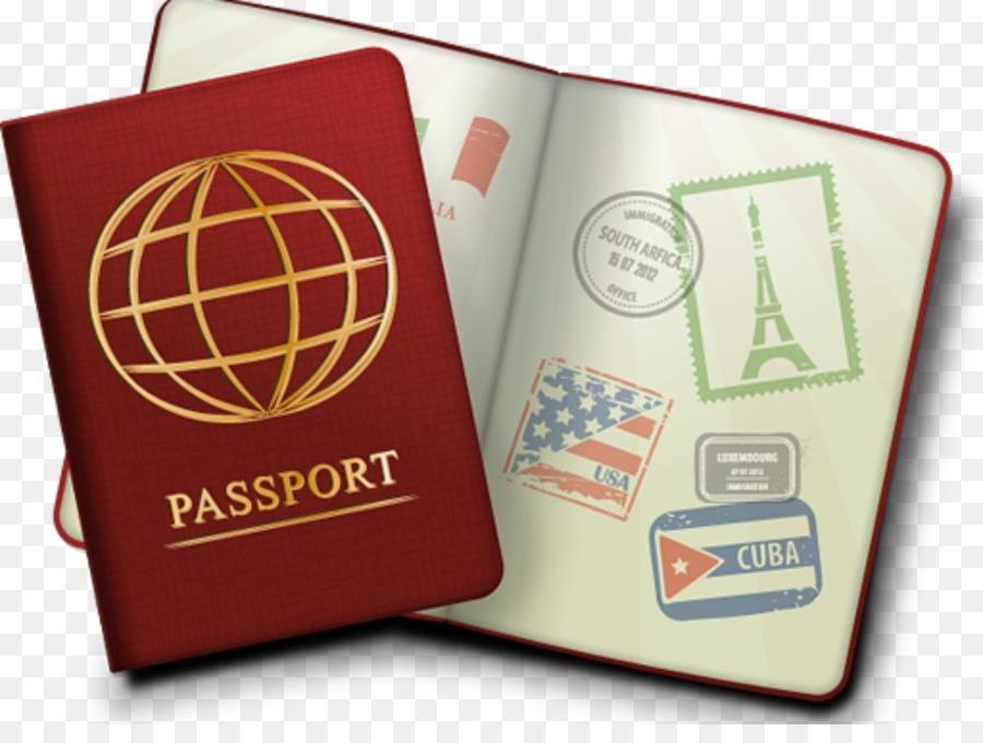 Passport Logo png download.
