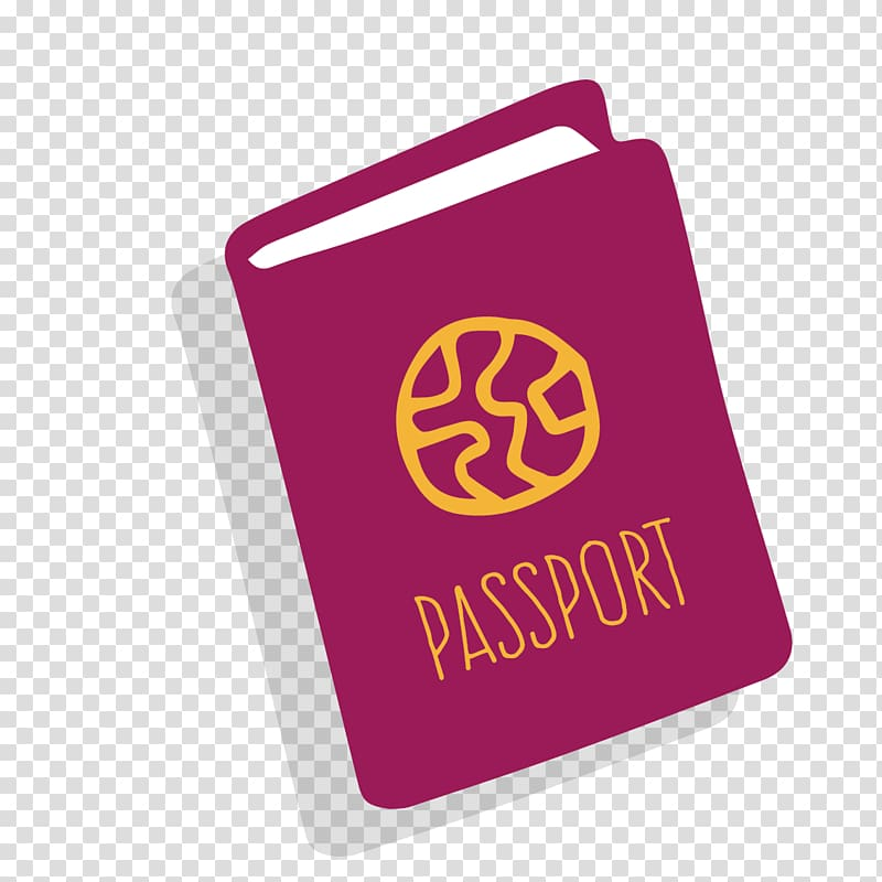 Passport, passport transparent background PNG clipart.