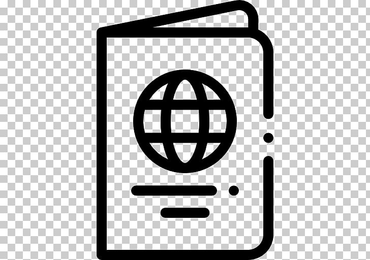 Computer Icons Icon design, Passport icon PNG clipart.